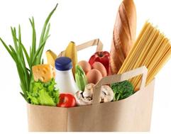 Les Aliments Mise en Bouche